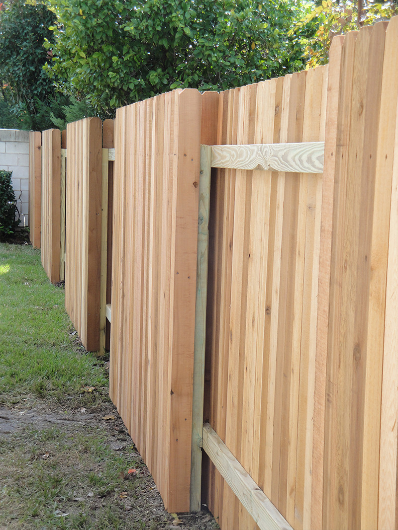 Wood Privacy Fences Austin Tx Ranchers Fencing
